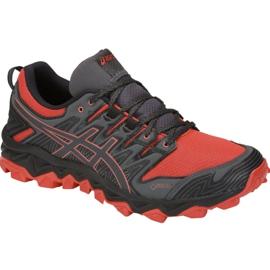 Asics Gel-FujiTrabuco 7 M G-TX M 1011A209-600 juoksukengät punainen