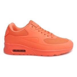DN9-16 Oranssi juoksukenkä