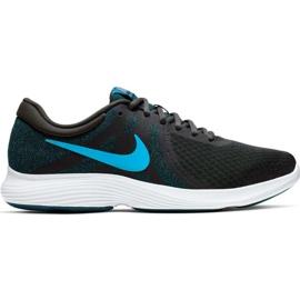 Musta Nike Revolution 4 Eu M AJ3490 021 kengät