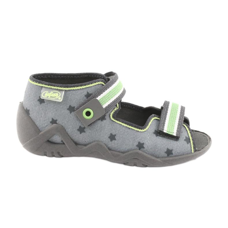 Befado keltainen lasten kengät 250P086