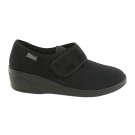 Befado naisten kengät pu 033D002 musta