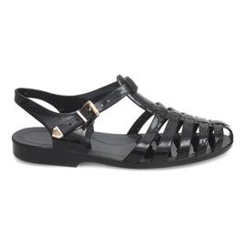 Roomalaiset sandaalit Meliski PT36 Musta