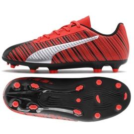 Puma One 5.4 Fg Ag M 105660 01 kengät punaiset