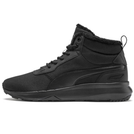Puma Activate Mid Wtr M 369784 01 kengät mustat