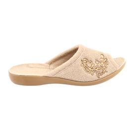 Ruskea Befado naisten kengät pu 256D013