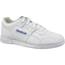 Valkoinen Reebok Classic Workout Plus M 2759 kengät