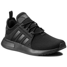 Adidas X_PLR Jr BY9879 kengät mustat