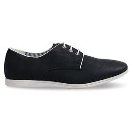 Vapaa-ajan kengät Casual 1631 Musta