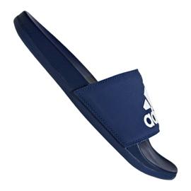 Sininen Adidas Adilette Comfort Plus M B44870 tossut