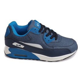 Tennarit Tennarit Air Max B306A-47 BLUE sininen