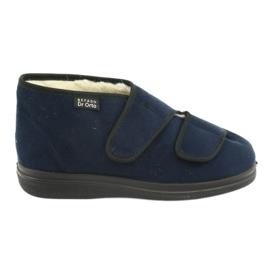 Befado naisten kengät pu 986M010 laivasto