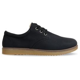 Klassiset kengät Kengät 1307 Musta