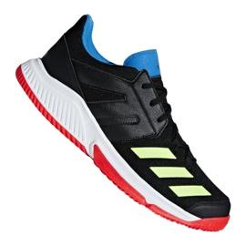 Adidas Essence 406 M BD7406 kengät musta, monivärinen musta