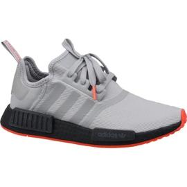 Harmaa Adidas NMD_R1 M F35882 kengät