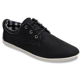 Tyylikkäät kengät B01 musta
