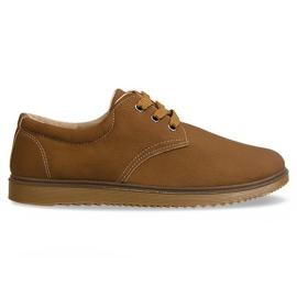Ruskea Klassiset kengät Saappaat 1307 Camel