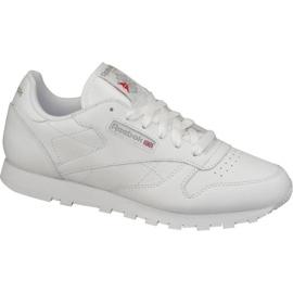 Reebok Classic Leather W 2232 kengät valkoinen