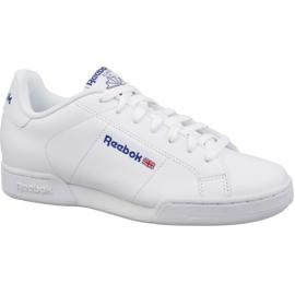 Valkoinen Reebok Npc Ii M 1354 kengät