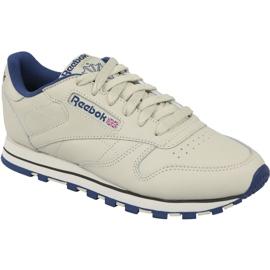 Reebok Classic Lthr W 28413 kengät valkoinen