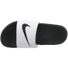 Nike Kawa Slide Gs / Ps 819352-100 tossut valkoinen