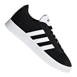 Adidas Vl Court 2.0 Jr DB1827 kengät musta