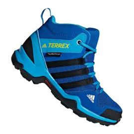 Adidas Terrex AX2R Mid Cp Jr BC0673 kengät