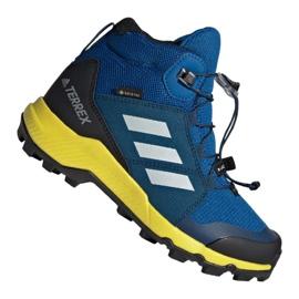 Adidas Terrex Mid Gtx Jr BC0596 kengät