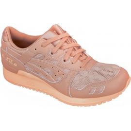 Asics Gel-Lyte Iii W H756L-7272 kengät pinkki