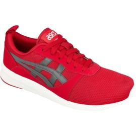 Punainen Asics Lyte-Jogger M H7G1N-2395 kengät
