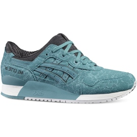 Asics Gel-Lyte Iii W H6U2Y-4848 kengät sininen