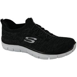 Musta Skechers Empire W 12418-BKW kengät