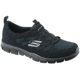 Skechers kengät ilmaiseksi W 22758-BBK musta