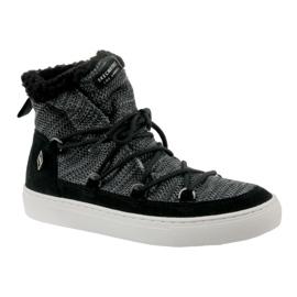 Skechers Side Street W 73578-BLK kengät musta