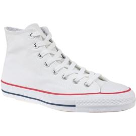 Valkoinen Converse Chuck Taylor All Star Pro M 159698C