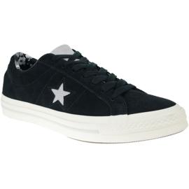 Musta Converse One Star M C160584C kengät