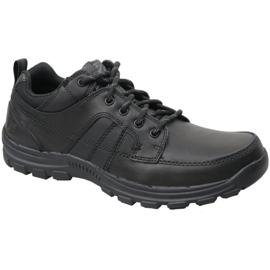 Musta Skechers Braver Ralson W 65580-BLK kengät