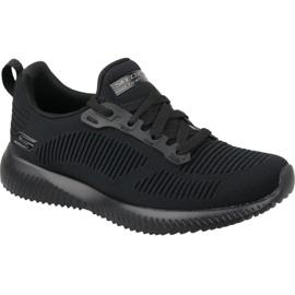Musta Skechers Bobs Squad W 31362-BBK kengät