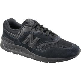 New Balance Uudet Balance M CM997HCI -kengät musta