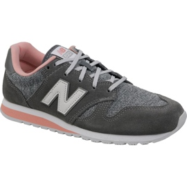New Balance Uudet Balance kengät mallissa WL520TLB harmaa
