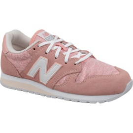 New Balance Uusi Balance W WL520TLC kengät vaaleanpunainen pinkki
