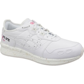 Valkoinen Asics HyperGel-Lyte W 1192A083-100 kengät