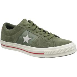 Converse One Star Kengät 163198C vihreä