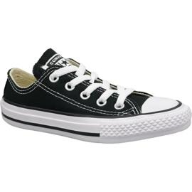 Converse C. Taylor All Star Youth Ox Jr 3J235C kengät musta