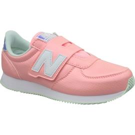 New Balance pinkki Uudet Balance Jr PV220M1 kengät