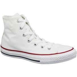 Valkoinen Converse Chuck Taylor All Star Jr 3J253C kengät