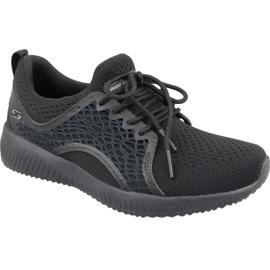 Skechers Bobs Squad W 32507-BBK kengät musta