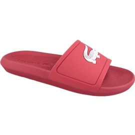 Punainen Lacoste Croco Slide 119 1 M tossut 737CMA001817K