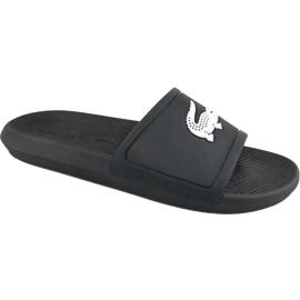 Musta Lacoste Croco Slide 119 1 M tossut 737CMA0018312
