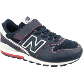 New Balance Jr YV996BB kengät mustat