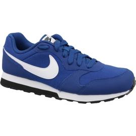 Nike Md Runner 2 Gs Jr 807316-411 kengät sininen